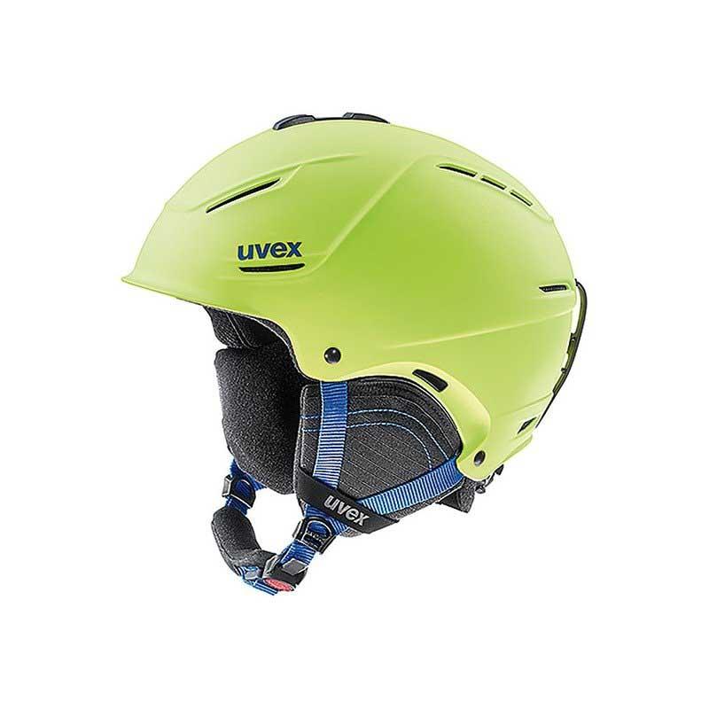 Kask Uvex P1US. 2.0 Black Met Mat 566211-60