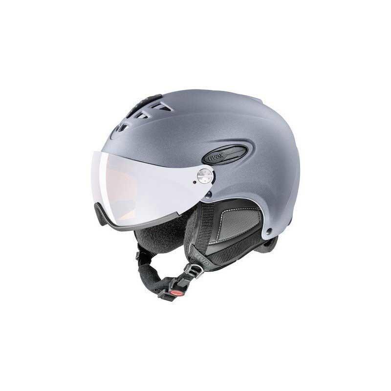 Kask Uvex HLMT 300 VIisor Strato Met Mat 566162-50