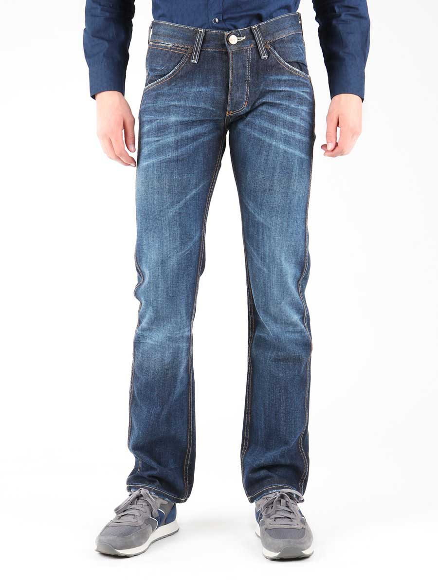 Jeansy Wrangler Ace W14RSF18D