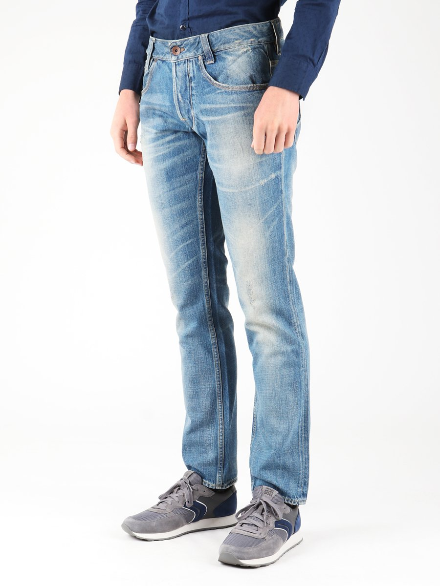 Jeansy Guess Outlaw M22068D0EW1 LINI