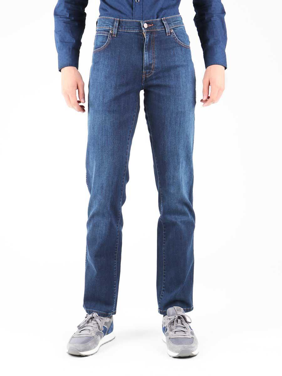 Jeansy Wrangler Texas Stretch W1215166E